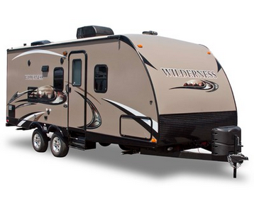 Heartland Travel Trailers >> Review Of Heartland Wilderness Travel Trailers Explore Usa