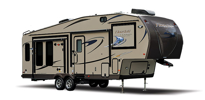 Forest River Flagstaff Fifth Wheel Review Enhancing Camping