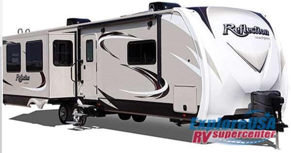 Grand Design Fifth Wheels, Travel Trailers And Toy Haulers Have ...