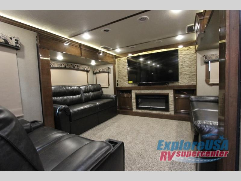 Redwood Fifth Wheel RV Front Living