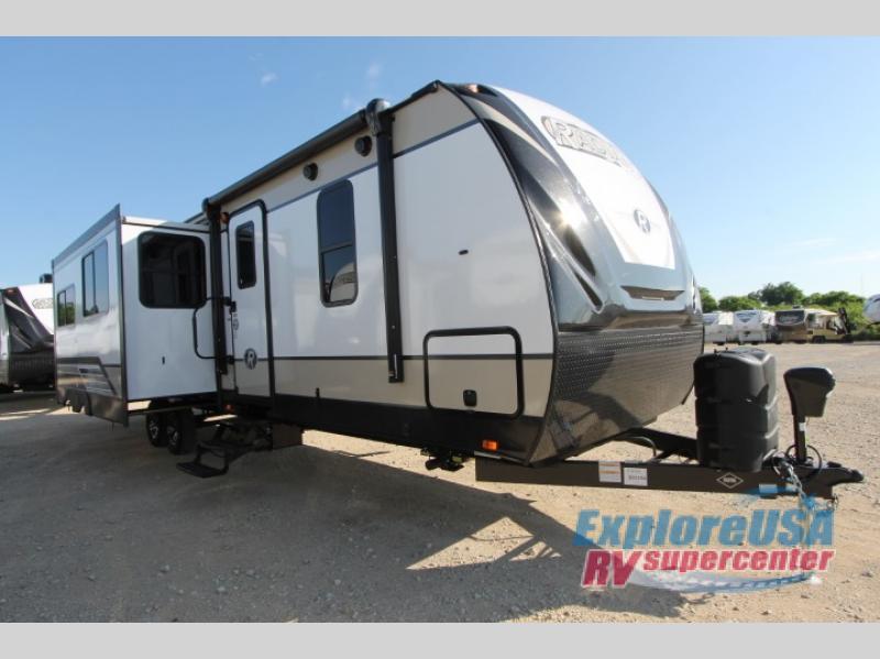 Cruiser Radiance Travel Trailer Bunkhouse RVs