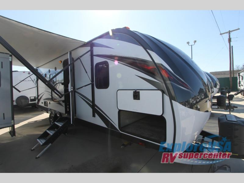 Heartland North Trail  Review 22FBS Travel Trailer