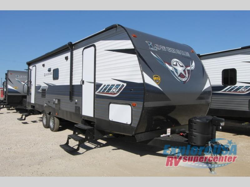 Crossroads Longhorn 285RL Review Travel Trailers ExploreUSA RV
